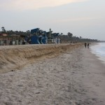 Beach erosion in The Gambia (Integrated Coastal Zone Management project)