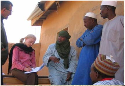 Preliminary Social Impact Assessment using framework IFC Social Performance Guidelines, Niger 2006