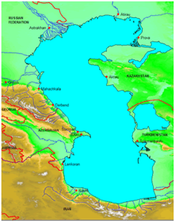 Caspian Sea Region